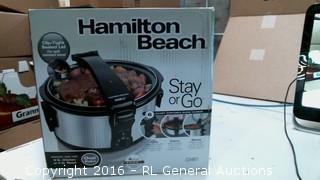 Hamilton Beach Stay & Go
