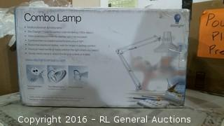 Combo Lamp