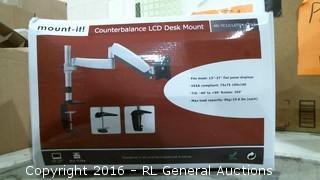 Mount it Counterbalance LCD Desk Mount