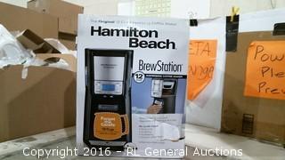 Hamilton Beach Brew Station