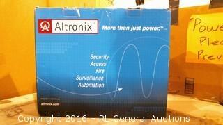 Altronix Security Access Fire Surveillance Automation