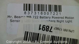 Beams Wireless Night Light