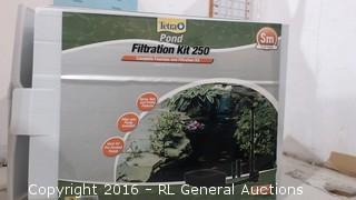 Tetra Pond Filtration Kit