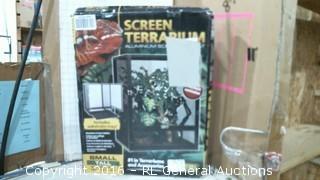 Screen Terrarium