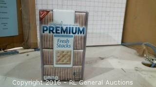 Premium Crackers
