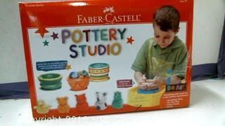 Pottery studio Missing parts