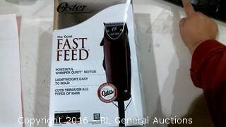Fast Feed Razor
