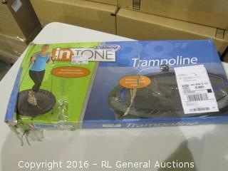 Stamina In Tone Trampoline