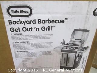 Little Tikes Backyard Barbecue