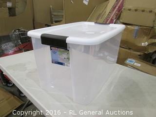 Sterilite Storage Box