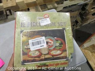 Dish Set See Pics