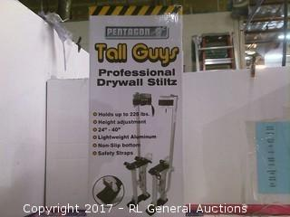 Tall Guys Professional drywall Stiltz