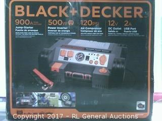 Black + Decker Jump Start