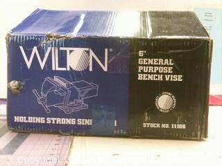 Wilton Bench Vise