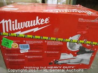 Milwaukee Dual Bevel Sliding Compound Miter Saw