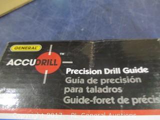 Accu Drill Precision drill guide