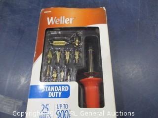 Weller standard duty