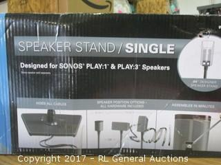 Speaker Stand Single