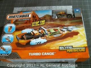 Turbo Canoe
