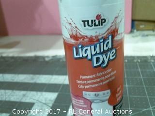 Liquid Dye