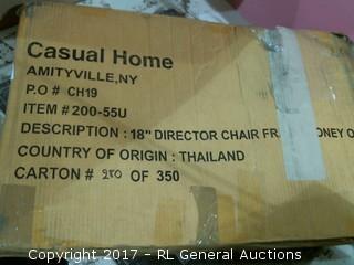 Directors Chair Frame/ damaged