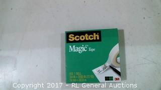 Scotch Magic Tape