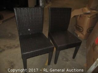 Lot #RB1927 Chairs