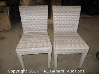 Lot #RB1928 Chairs