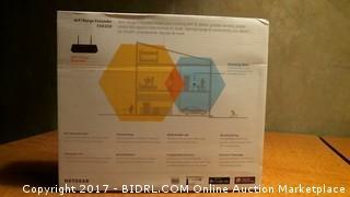 Netgear Wifi Range Extender AC1200