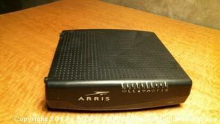Arris Router -No Cords - No Power