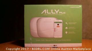 Ally Plus Home Wifi System -Powers On
