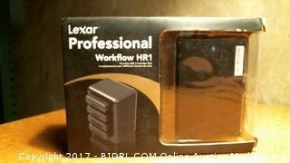 Lexar Pro Workflow HR1