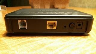 D-Link ADSL2+ Modem