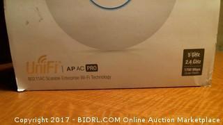 UniFi Wifi Tech