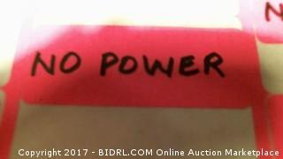 Transcend Portable Hard Drive StoreJet 25M3 2TB - No Power