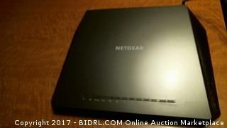 Netgear Nighthawk AC1900 DST Router
