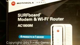 Modem & WiFi Router