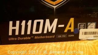GIGABYTE H110-A MOTHERBOARD