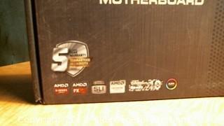 990FX SABERTOOTH MOTHERBOARD