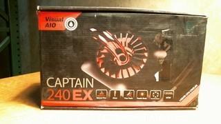 CAPTAIN 240 EX MOTHERBOARD