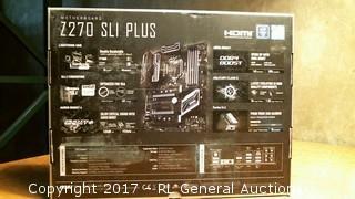 MSI Z270 SLI PLUS