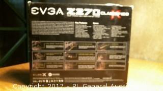 EVGA Z270 CLASSIFIED