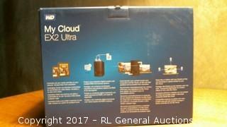 MY CLOUD EX2 ULTRA - NO CORDS