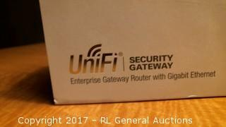 UNIFI SECURITY GATEWAY GIGABIT ETHERNET