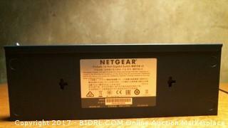 Netgear prosafe 16 port gigabit switch