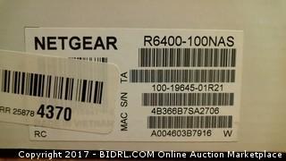Netgear AC1750 smart wifi router