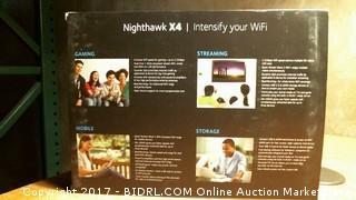 Netgear nighthawk X4 smart wifi router
