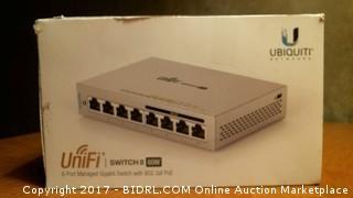 Unifi switch 8-port