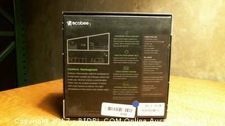 Ecobee3 wifi thermostat with room sensors