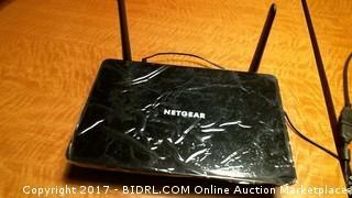 Netgear wireless access point